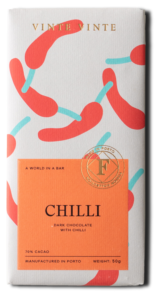 Dark Chocolate with Chilli