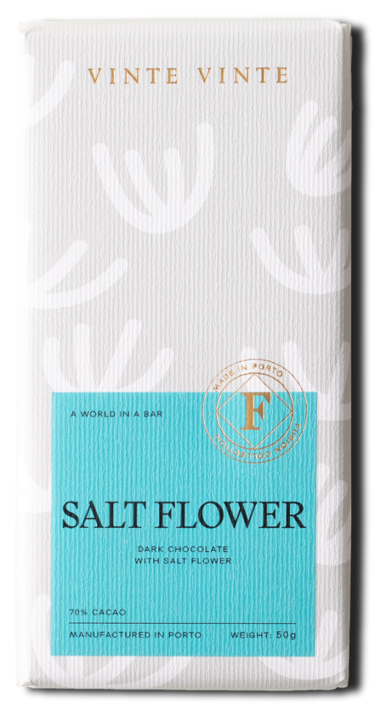 Dark Chocolate with Salt Flower